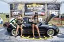 Audi A3, dziewczyny, bok