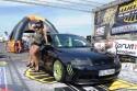 Audi A3, dziewczyny, przód