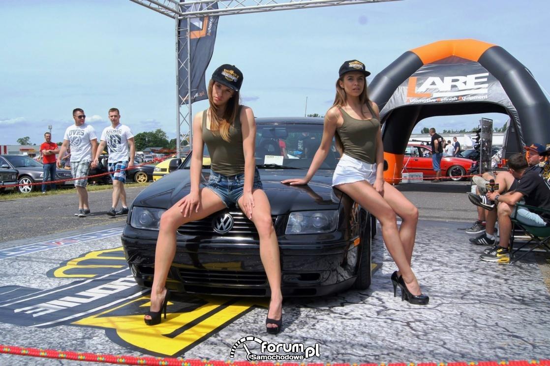 Volkswagen Bora, dziewczyny