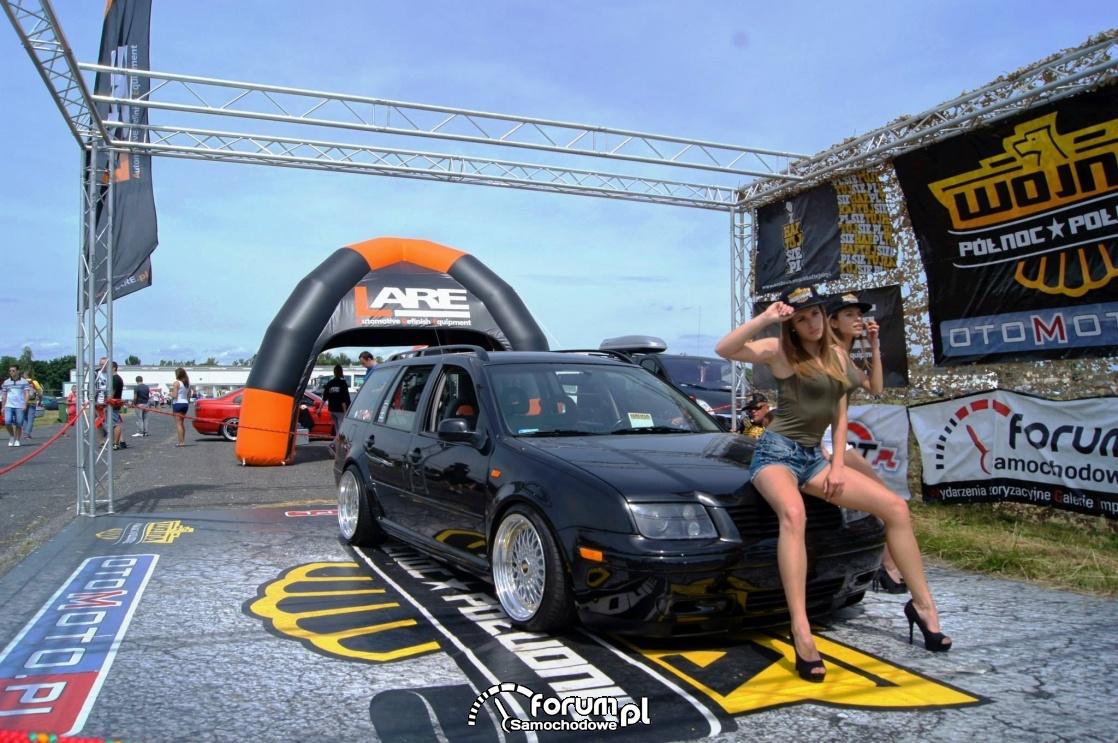 Volkswagen Bora kombi, dziewczyny