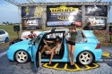 Volkswagen Golf IV, dziewczyny, bok