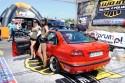 Volvo S40, dziewczyny, wargirls, tył