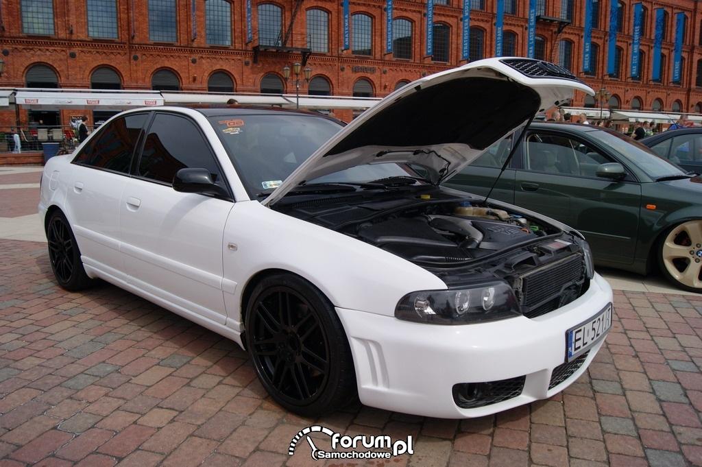 Audi A4 b5, Tuning