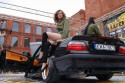 BMW 328i Cabrio i dziewczyny