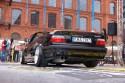 BMW 328i Cabrio, tył