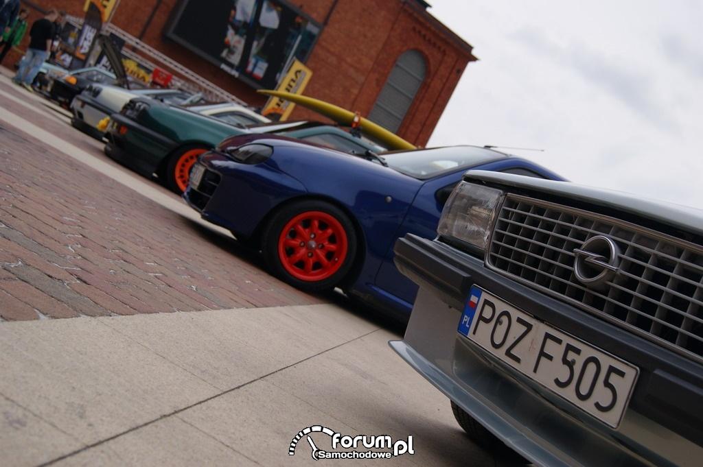 Car Show Manufaktura 2013, 2