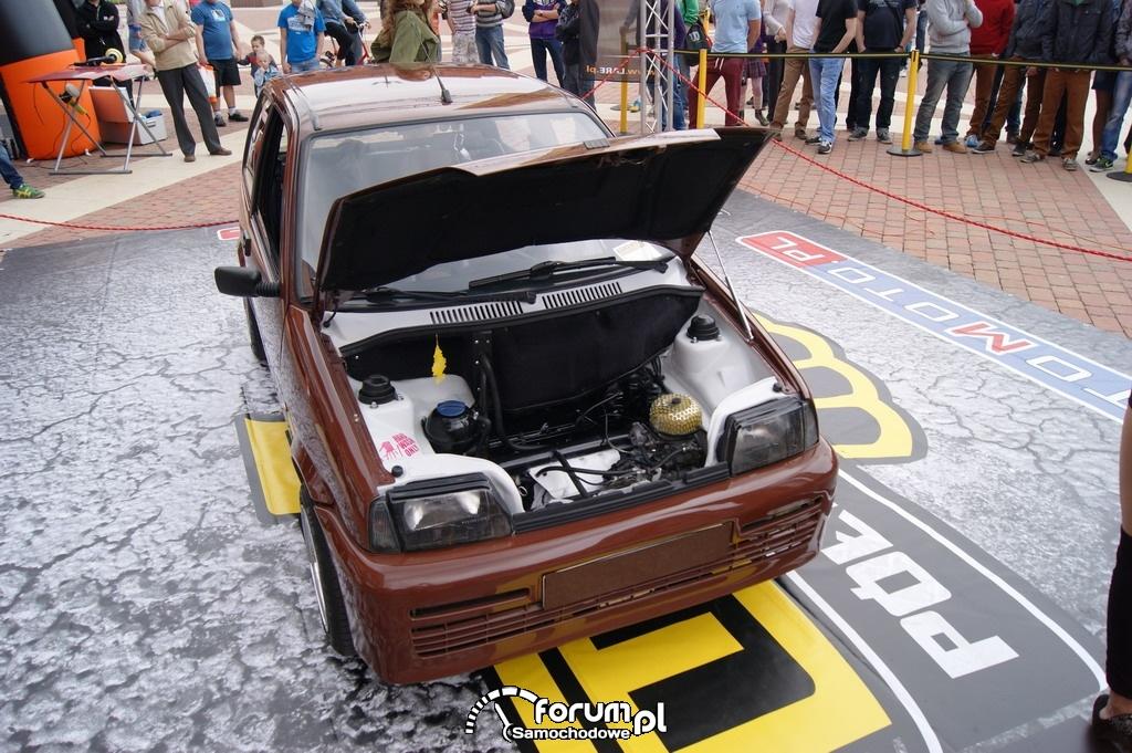 Fiat Cinquecento, 3