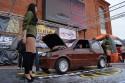 Fiat Cinquecento, alufelgi