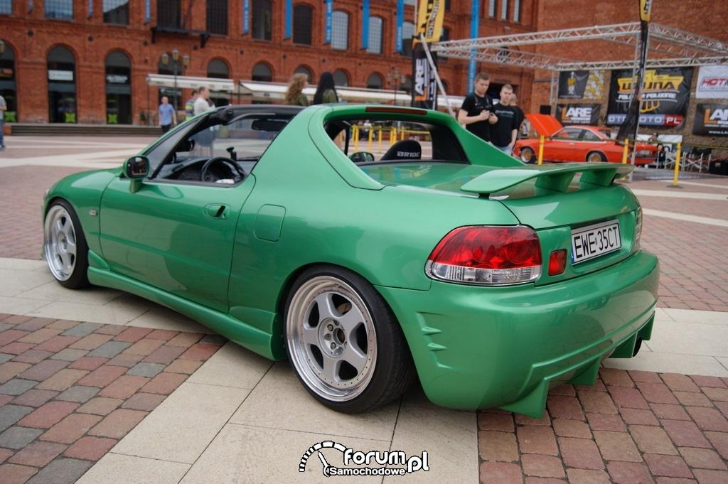 Honda CRX Del Sol, 2