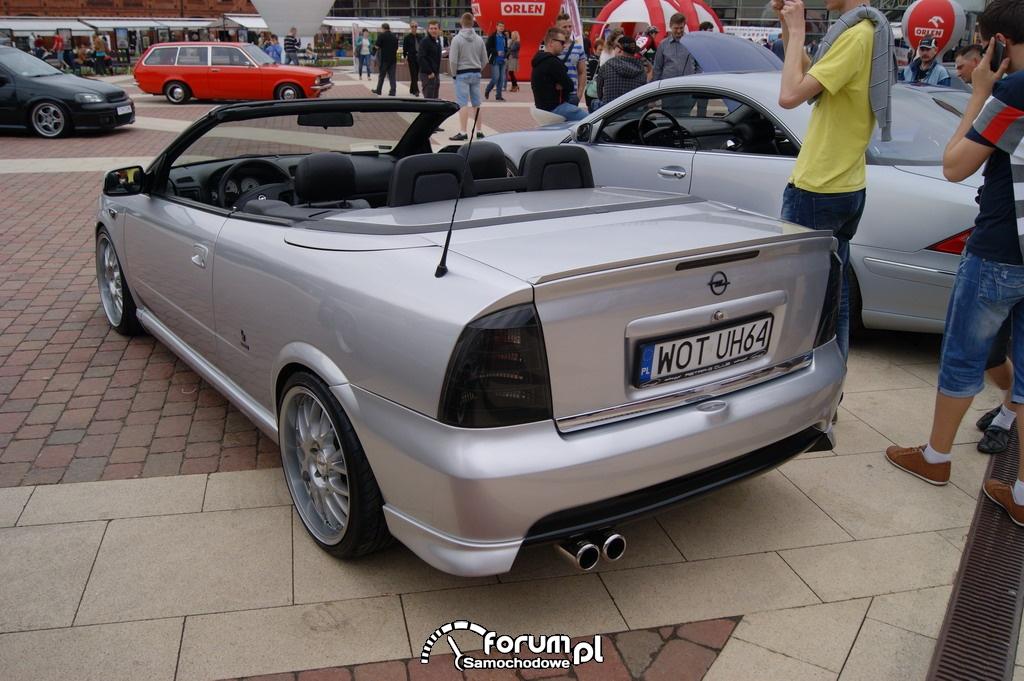 Astra G Cabrio Forum