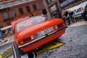 Opel Manta, tył