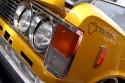 Fiat 125p, lewa przednia lampa