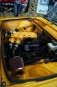Fiat 125p, silnik i sportowy filtr powietrza