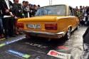 Fiat 125p, tył