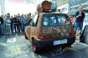 Fiat Cinquecento, rdza, tuning, tył