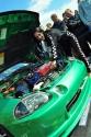 Honda CRX Del Sol, silnik, dziewczyny