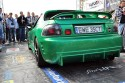Honda CRX Del Sol, tył