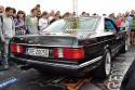Mercedes-Benz - W126 560 SEC V8, tył