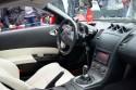 Nissan 350Z, wnętrze