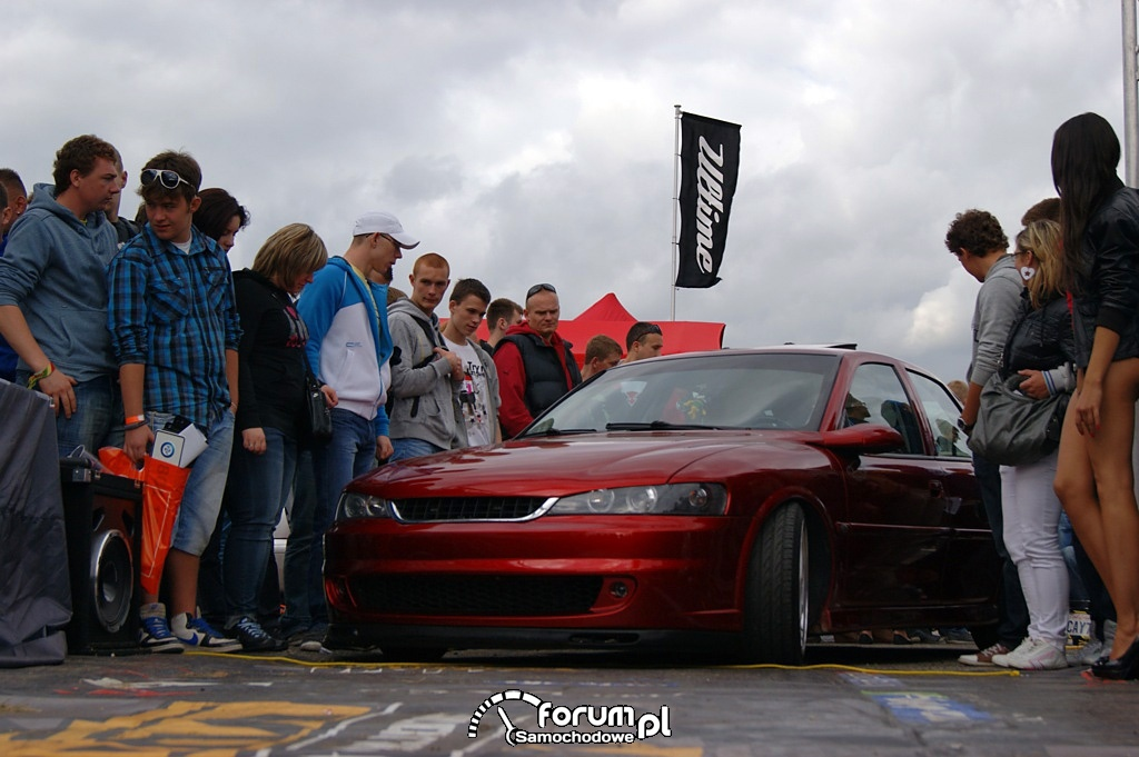 Opel Vectra B, tuning