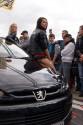 Peugeot 206 SW, dziewczyny, 3