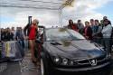 Peugeot 206 SW, dziewczyny i publiczność