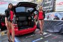 Volkswagen Passat B5 kombi, tuning, zabudowa bagażnika Car Audio, dziewczyny