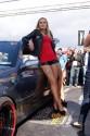 VW Golf III, dziewczyny, 2