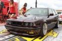 BMW E34 seria 5, prezentacja, alufelgi