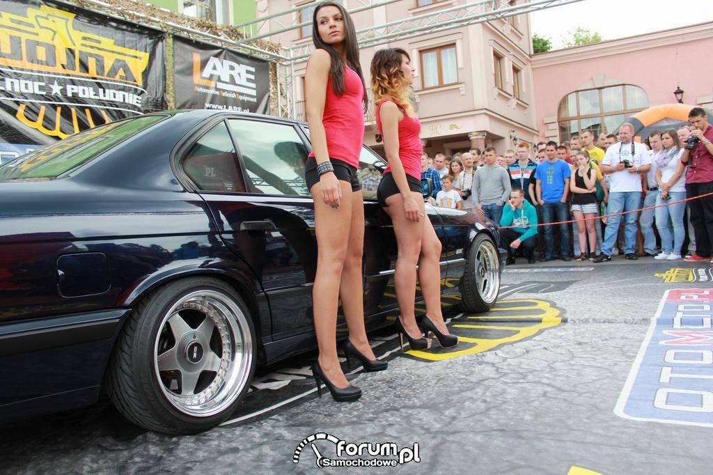 BMW E34 seria 5, Wargirls