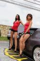 Honda CRX Del Sol, dziewczyny, 4