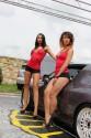 Honda CRX Del Sol, dziewczyny, 5