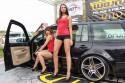 Volkswagen Bora Kombi, przezentacja auta, dziewcznyny