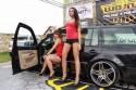 Volkswagen Bora Kombi, przezentacja auta, Wargirls