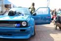 BMW e30 coupe, tuning, potężne doładowanie