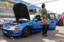 Honda Civic z dziewczynami