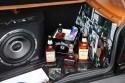 Jack Daniels w bagażniku