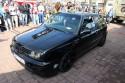 Volkswagen Golf III, przód, czarny