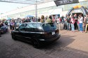 Volkswagen Golf III, tył, czarny
