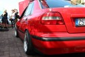 Volvo S40, polerowany rant alufelg