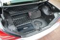 Zabudowa bagażnika CarAudio w Mercedesie