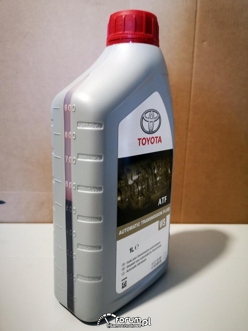 Olej do skrzyni e-CVT - Toyota ATF WS