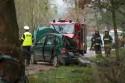Rozbity Renault Scenic