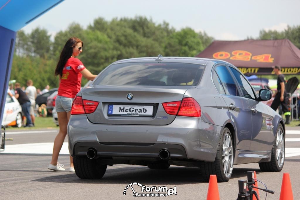 BMW, McGrab