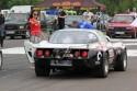 Chevlolet Corvette VTG 4x4 Turbo, kierowca odbiera czas przejazdu