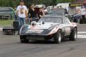 Chevlolet Corvette VTG 4x4 Turbo, Krzysztof Hołowczyc z tyłu