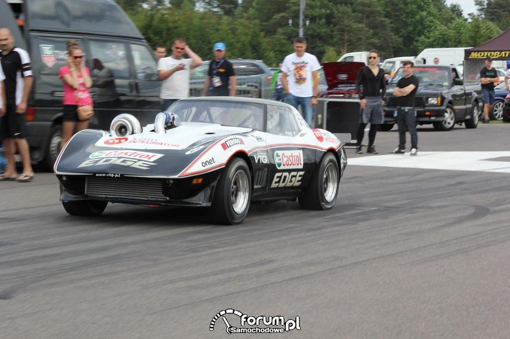 Chevlolet Corvette VTG 4x4 Turbo, szybki start, 2