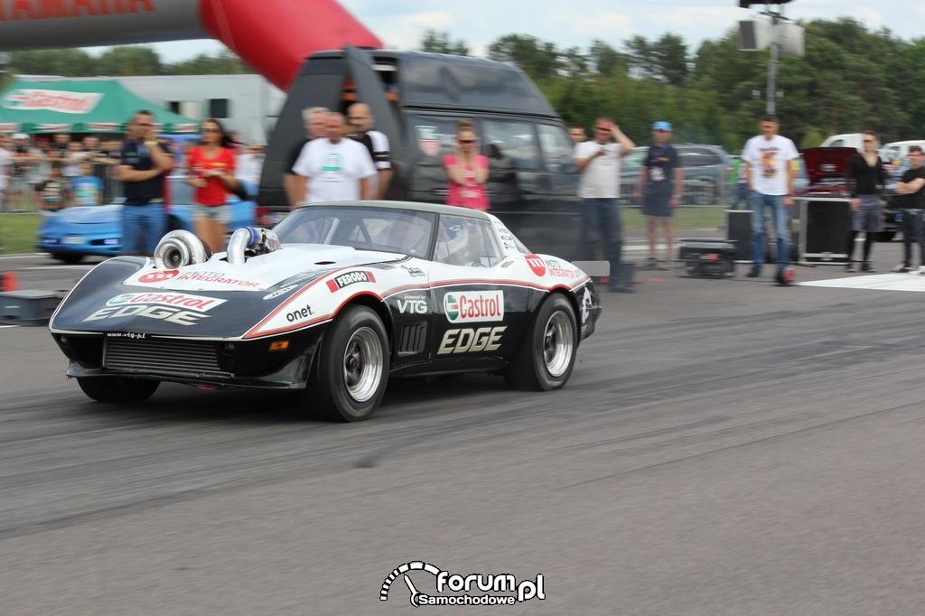 Chevlolet Corvette VTG 4x4 Turbo, szybki start