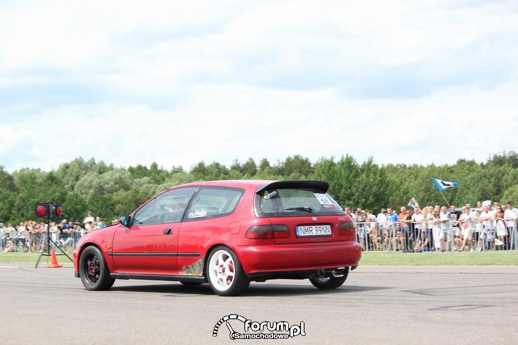 Honda Civic V, 3