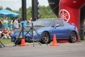 Honda CRX Del Sol na linii startu